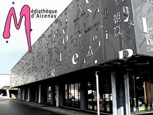 mediatheque d'azenay