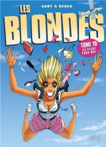 Les Blondes Tome 19