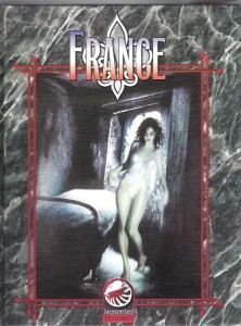 Monde des tenebres - France couv