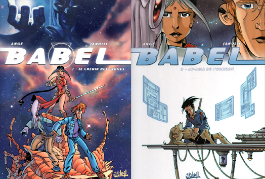 Babel-les-deux-tomes