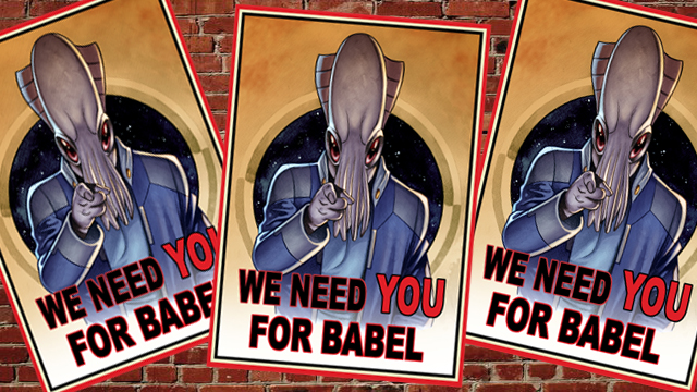 Babel-we-need-you