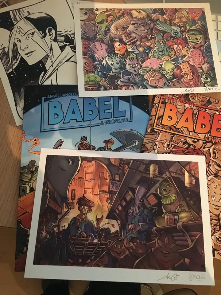 Babel+ex-libris