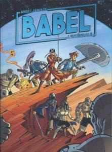 integrale-BABEL-BD-SF-Ange-Janole-2016